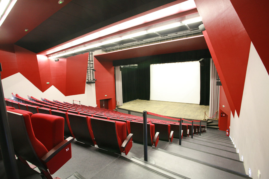 Auditorium du centre Georges Brassens