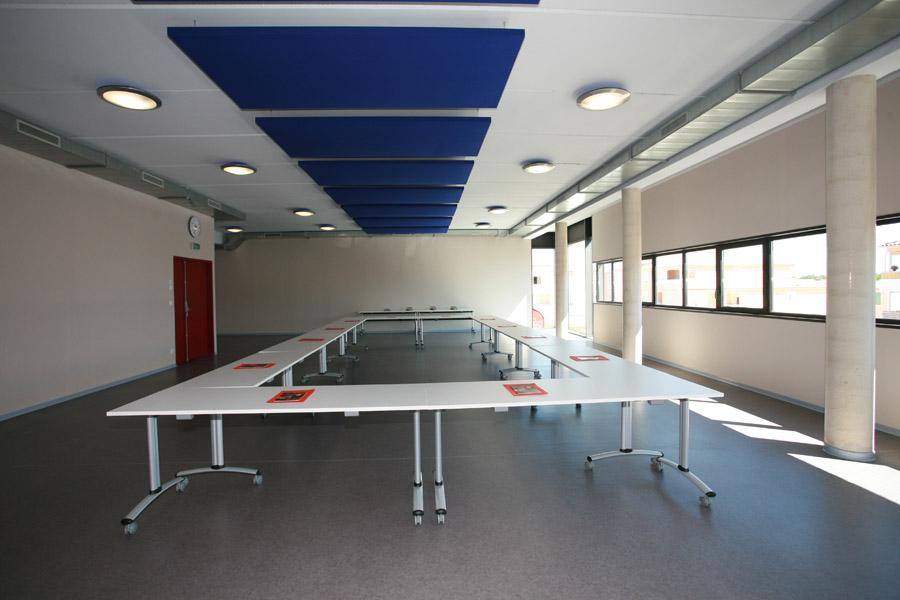 Salle du Centre Georges Brassens à Fourques