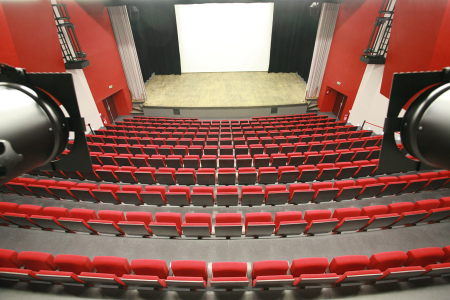 Auditorium du centre Georges Brassens à Fourques