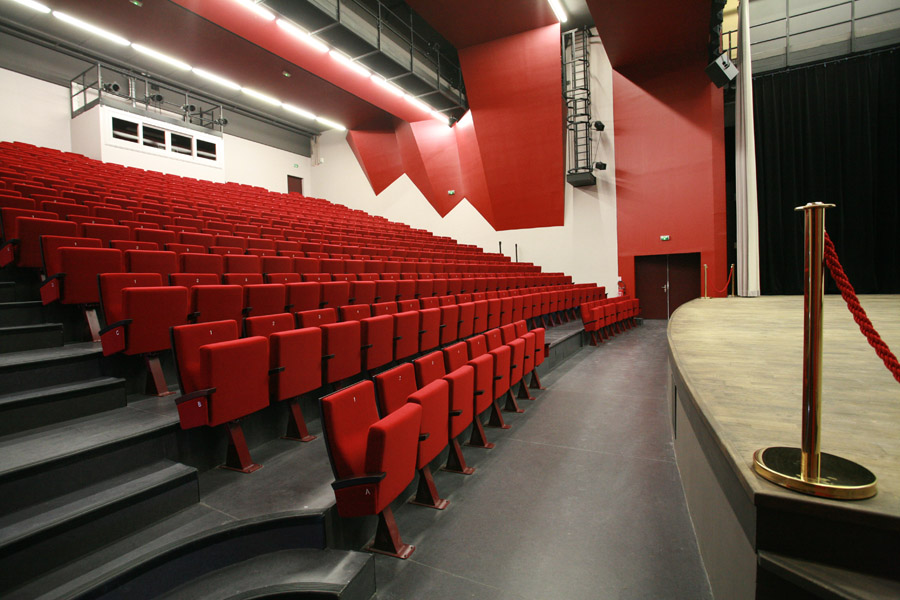 Auditorium de Fourques