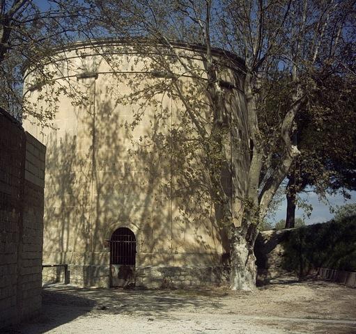 chateau d'eau de Fourques