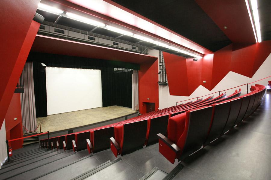Auditorium de Fourques dans le Gard