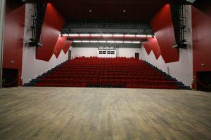 Auditorium à Fourques