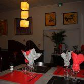 Restaurant La table d'argence à Fourques