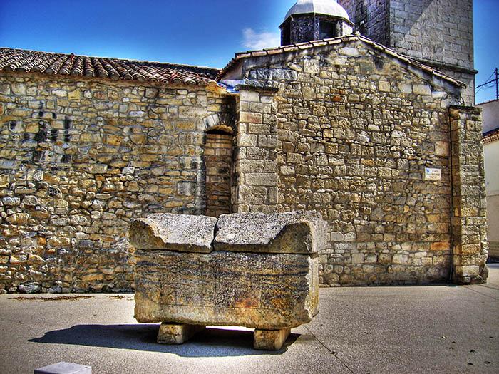 Sarcophage de Fourques