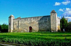 Le château de Fourques