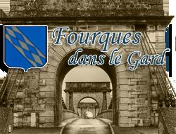 logo avec le pont de Fourques