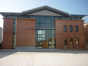 mairie de Fourques dans le Gard