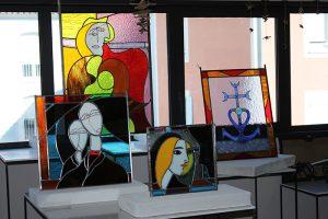 artistes à Fourques